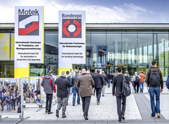 Motek Messe 2019 - Stuttgart